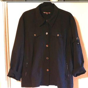 Dalia Woman Lightweight Structured Jacket